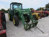 Jd 6410 Tractor W/ Loader Appx 7,258 Hours Serial # L06410v279972