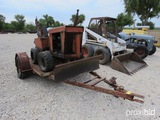 Ditch Witch J20-13-43 Trencher Serial # 30490