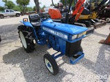 Iseki Ts1610 Tractor Appx 378 Hours Serial # 017127