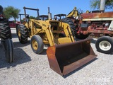 Ford 3l9b Loader Tractor C711872