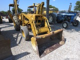 Ford Loader Tractor Serial # C141052