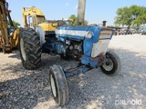 Ford Tractor Serial # C251052600