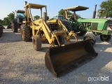Mf Backhoe Appx 1,249 Hours Serial # 9a347329