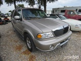 2001 Lincoln Navigator (one Owner) Vin # 5lmeu27r21lj34124 (title On Hand And Will Be Mailed Within
