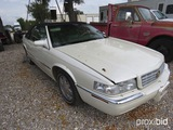 1997 Cadillac Eldorado Car Vin # 1g6el12y0wu603086 (title On Hand And Will Be Mailed Within 14 Days
