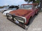 1969 Cheverolet C30 Pickup (not Running) Vin # Ce339s853129 (title On Hand And Will Be Mailed Within