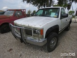 1993 Gmc Pickup Vin # 1gdgk24k4pe562427 Appx 286,031 Miles (title On Hand And Will Be Mailed 14 Day