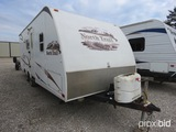 2010 North Trail Travel Trailer Vin # 5sfnb2129ae209864 (title On Hand And Will Be Mailed Within 14
