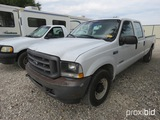 2004 F250 Power Stroke Pickup Appx 251,136 Miles Vin# 1ftnw20p54ed81947 (title On Hand And Will Be M
