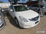 2012 Nissan Altima 2.5sl Car Vin # 1n4al2ap9cc111173 Appx 118,854 Miles (title Received And Will Be