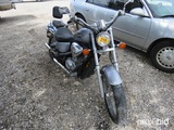 2004 Honda Shadow Vlx Motor Bike Appx 5,737 Miles Vin # Jh2pc21324m502427 (title On Hand And Will Be