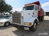 1992 Peterbilt 14 Yard Dump Truck Appx 145,711 Miles Vin # 1xpcdr9x7nd319352 (title On Hand And Will