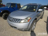 2007 Nissan Murano Se Awd Appx 164,111 Miles Vin # Jn8az08w87w603017 (title On Hand And Will Be Mai