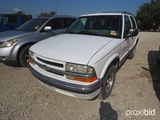 1998 Chevrolet Blazer Appx 178,785 Miles Vin # 1gncs13w5w2273047 (title On Hand And Will Be Mailed W