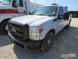 2012 Ford F250 Pickup Vin # 1ft7w2861cea71307 Appx 112,625 Miles (title On Hand And Will Be Mailed W