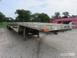 2002 Transcraft 51' Aluminum Step Deck Trailer Vin # 1tte5120721069215 (title On Hand And Will Be Ma