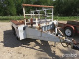 10' Utility Bed Trailer Vin # Sa0796mat00021402 (title On Hand And Will Be Mailed Within 14 Days Aft