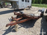 16' Tex Mex Car Hauler Trailer W/ Ramps Vin # 41mcb16214w020081 (title On Hand And Will Be Mailed Wi