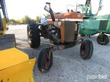 MF TRACTOR SERIAL # 3076