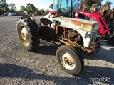 FORD 8N TRACTOR (NOT RUNNING) SERIAL # 4F034