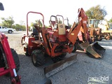 DITCHWITCH RT40 TRENCHER VIN # CMWH313XA60000Z89