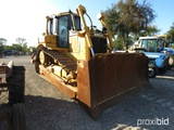 CAT D6RXL DOZER W/ RIPPER SERIAL # 5LN02990 (SHOWING APPX 12,345 HOURS) (70-75% UNDER CARRIAGE)