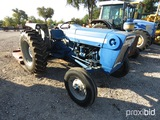 FORD 3600 TRACTOR SERIAL # C550354 (ONE OWNER) (SHOWING APPX 1,636 HOURS)