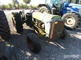 OLIVER 55 TRACTOR (PARTS) SERIAL # 135-983-519