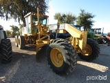 CAT 140H BLADE W/ RIPPERS (SERIAL # CAT0140HJ2ZR07188 (SHOWING APPX 10,092 HOURS)