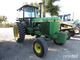 JD 4250 TRACTOR POWER SHIFT (SHOWING APPX 3,713 HOURS) SERIAL # RW4250P002327