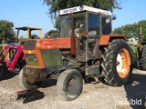 ZETOR 8211 TRACTOR (PTO IS OUT) SERIAL # 82110057