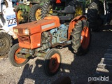 KUBOTA L185 TRACTOR (SERIAL # 52139) (SHOWING APPX 1,468 HOURS)