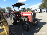 MF 231 TRACTOR (SHOWING APPX 1,779 HOURS) (SERIAL # 5681R4700)