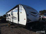 2018 24' OUTBACK ULTA LITE TRAVEL TRAILER (VIN # 4YDT24025JB452965) (TITLE ON HAND AND WILL BE MAILE