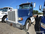 2006 PETERBILT VIN # 1XPFD09X76D894240 (SHOWING APPX 784,118 MILES) (TITLE ON HAND AND WILL BE MAILE