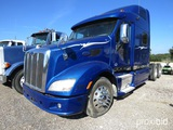 2015 PETERBILT VIN # 1XP4DP9X5FD248470 (SHOWING APPX 576,951 MILES) (TITLE ON HAND AND WILL BE MAILE