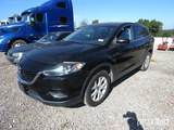 2013 MAZDA VIN # JM3TB2BA9D0401519 (SHOWING APPX 124,255 MILES) (TITLE ON HAND AND WILL BE MAILED WI