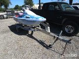 1995 YAMAHA JET SKI NOT RUNNING - VIN # YAMA1806H495 (TITLE ON HAND AND WILL BE MAILED CERTIFIED WIT
