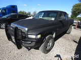 1998 DODGE RAM 1500 PICKUP VIN # 3B7HF13ZXWG156388 (SHOWING APPX 149,654 MILES) (TITLE ON HAND AND W