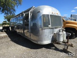 1978 AIRSTREAM BUMPER PULL TRAVEL TRAILER (VIN # 131A8S0991) (TITLE ON HAND AND WILL BE MAILED CERTI