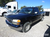 2000 GMC PICKUP 1/2 TON 4 X 4 (VIN # 1GTEK14W6YE338697) (TITLE ON HAND AND WILL BE MAILED WITHIN 14