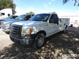2010 FORD F150 PICKUP VIN # 1FTPF1CV1AKB23368 (SHOWING APPX 170,043 MILES) (TITLE ON HAND AND WILL B