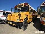 2002 IH SCHOOL BUS VIN # 1HVBRABN92B944510 (SHOWING APPX 168,561 MILES) (TITLE ON HAND AND WILL BE M