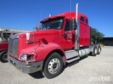 2007 IH 9400 TRUCK VIN # 2HSCNAPR77C404710 (SHOWING APPX 1,201,945 MILES) (TITLE ON HAND AND WILL BE