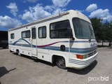 1996 ALLEGRO 31' MOTORHOME (SHOWING APPX 45,712 MILES) (VIN # 1GBKP37N0T3311961) (TITLE ON HAND AND