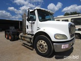 2008 FREIGHTLINER (SHOWING APPX 338,481 MILES) (VIN # 1FUJC5CV58HZ71288) (TITLE ON HAND AND WILL BE