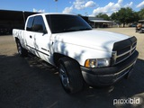 2001 DODGE PICKUP (SHOWING APPX 193,123 MILES) (VIN # 3B7HC13Y91G773807) (TITLE ON HAND AND WILL BE