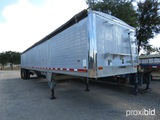 WILSON DWH-400 HOPPER BOTTOM GRAIN TRAILER (VIN # 1W1MASYW7YA230754) (TITLE ON HAND AND WILL BE MAIL
