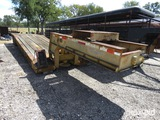1986 TRANSPORT 5TH WHEEL 34' LOWBOY TRAILER   VIN # 1B9642206G3013040 (TITLE ON HAND AND WILL BE MAI