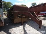 32' GOOSENECK CATTLE TRAILER (REGISTRATION RECEIPT ON HAND AND WILL BE MAILED CERTIFIED WITHIN 14 DA